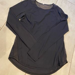 Lululemon Sculpt Long Sleeve size 6